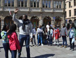 accueil-delegation-ecole-congolaise-2017-Danses-des-eleves-Strasbourg