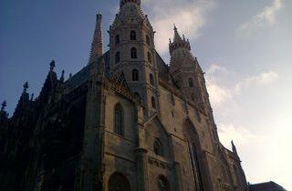 Le Stephansdom à Vienne